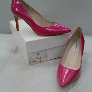 LK Bennett Shoe  Floret Fuschia  Pumps,